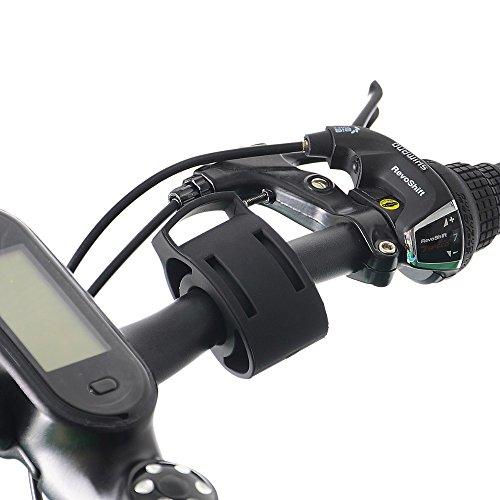 1stStop4All - Nouveau Support de Guidon pour vélo KIT Support pour Garmin Forerunner 110 210 310XT 405 450CX 610 Montre GPS