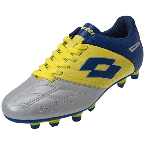 Lotto - Stadio Potenza iv 700 TX - Chaussures Football moulées - Jaune - Taille 42