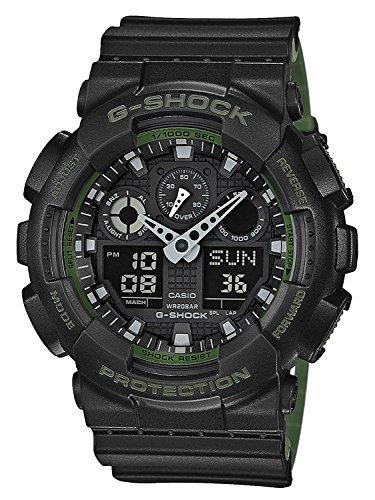 Montre Homme Casio G-Shock GA-100L-1AER
