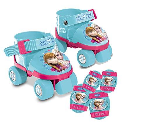 mondo - 28298.0 - Set de Roller Skate + Protections La Reine des Neiges