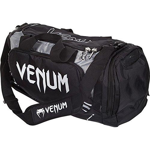 Venum Trainer Lite Sac de Sport Mixte Adulte, Gris/Noir, Grande Capacité, 57L