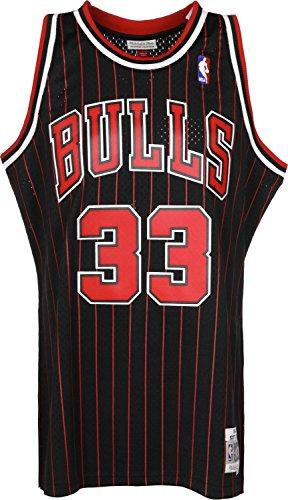 Mitchell & Ness Swingman Chicago Bulls Pippen Débardeur