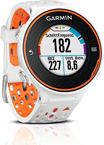 Garmin - 010-01128-11 - Forerunner 620 - Montre de Running - Orange/Blanc