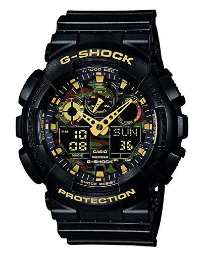 Montre Homme Casio G-Shock GA-100CF-1A9ER