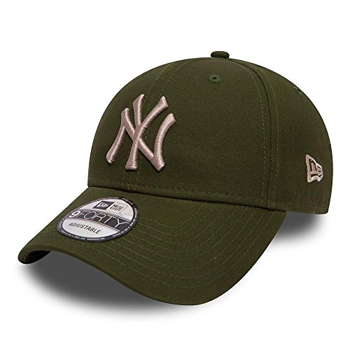New Era Casquette Homme 9Forty NY Yankees Kaki - Couleur: Vert - Taille: Unique