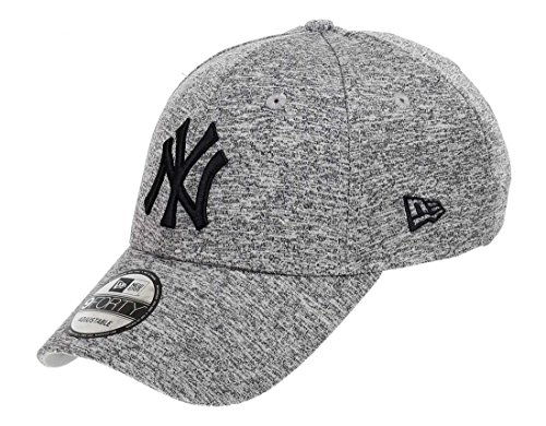 New Era 9forty New York Tech Jersey Gris Casquettes Accessoires