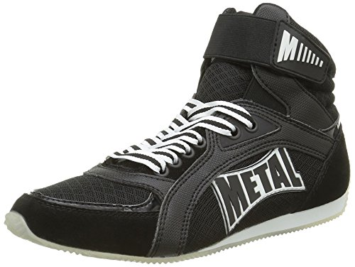 METAL BOXE Viper1 Chaussures Homme, Noir, Taille 43