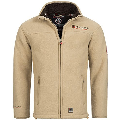Geographical Norway - Blouson - Homme camel XL