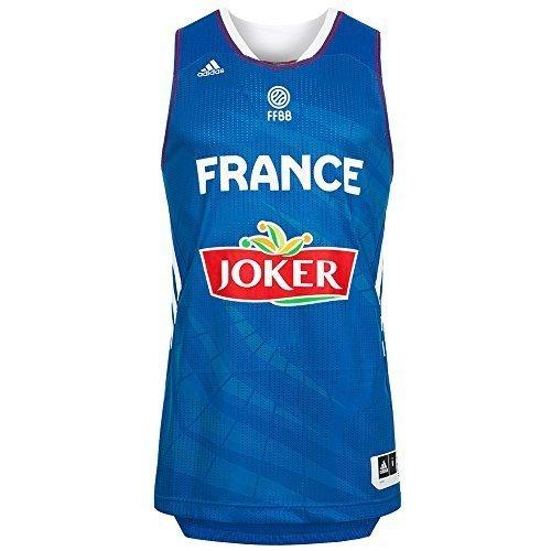 Maillot Basket France Officiel ADIDAS PERFORMANCE