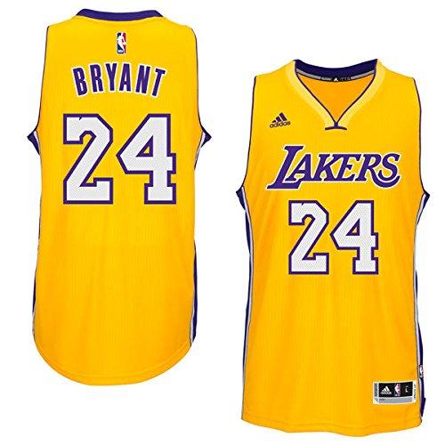 NBA Kobe Bryant, Los Angeles Lakers swingman Maillot, jaune, M - (48-50)