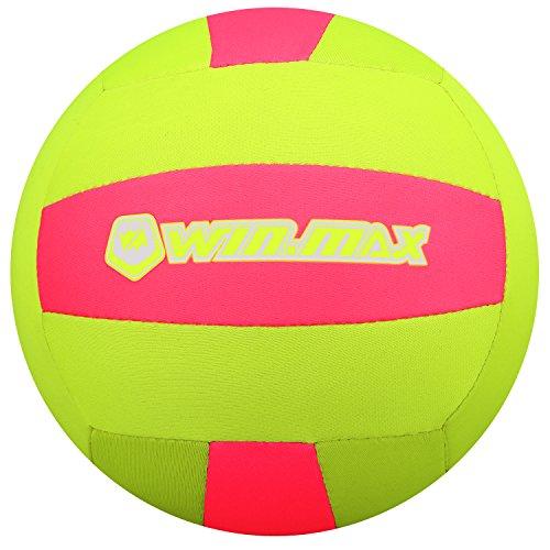 Molee beach-volley en néoprène avec revêtement imperméable,Ballon de beach volley, Neoprene Volley-ball