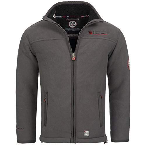 Geographical Norway - Blouson - Homme gris gris S