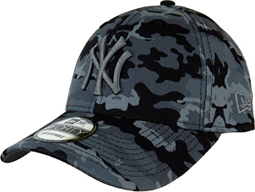 New Era Dad NY Yankees Casquette Homme, Gris, FR (Taille Fabricant : OSFA)