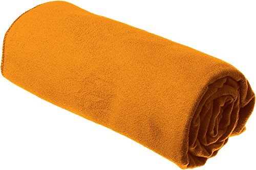 Sea to Summit Drylite - Serviette de bain - XL orange 2017 essuie main