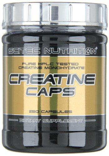 Scitec Nutrition Creatine Monohydrate 250 capsules