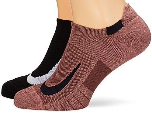 Nike Lot de 2 Paires de Chaussettes de Sport M Multi-Colour
