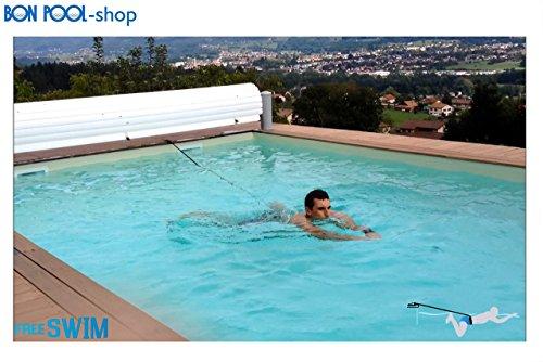Ceinture de natation pour l'aqua fitness Effet contre-courant Bonpool