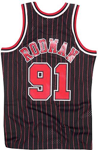 Mitchell & Ness Swingman Chicago Bulls Rodman Débardeur