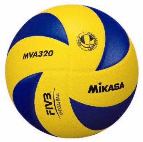Mikasa MVA 320 Ballon de volley-ball Multicolore 5
