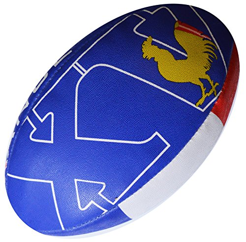 Ballon de Rugby - France - Collection Supporter - Taille 5 [Divers]