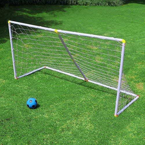 Cage Football But Football Enfant Jouet de Détachable Intérieur et Extérieur Jouet de Football pour Les Enfant 3 4 5 ans