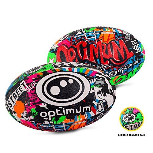 OPTIMUM Street II - Ballon EntraãNement de Rugby