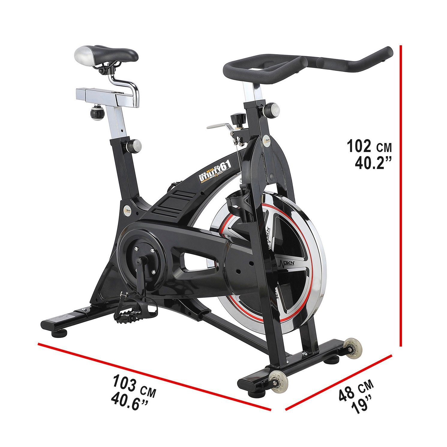 Velo spinning taille sportoza equipement et materiel sport sportoza - Meilleur velo spinning ...