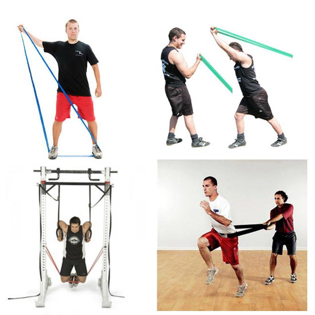 Bande lastique musculation prix et avis sportoza - Exercice de musculation avec banc ...