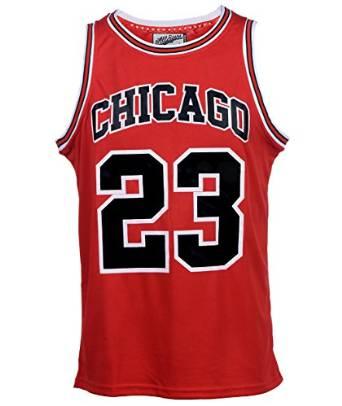 D/ébardeur Respirant en Tissu Swingman Basketball Jersey Chicago Bulls # 91 Maillots Dennis Rodman Vintage CCKWX Maillots pour Hommes