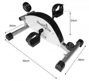 whisper-quiet-magnetic-deskcyclesportoza-equipement-et-materiel-sport