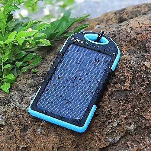chargeur solaire portable decathlon