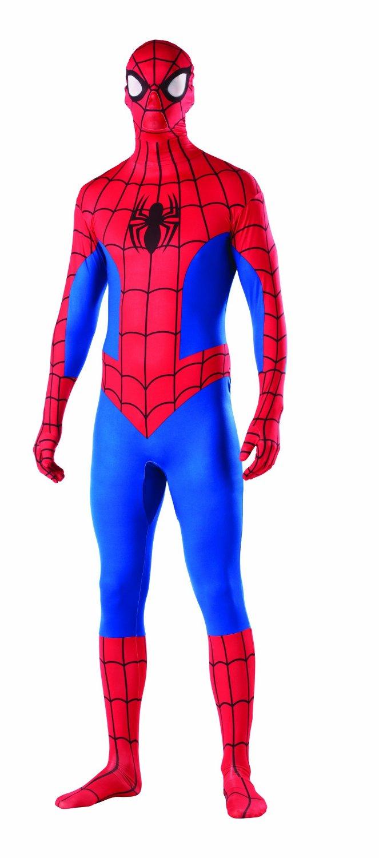 costume spiderman mod les prix et soldes sportoza. Black Bedroom Furniture Sets. Home Design Ideas