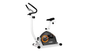 0d4f4609f83b Vélo elliptique avec pulsomètre et ordinateur de bord