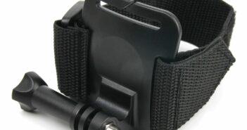 sangle-de-poignet-bracelet-de-fixation-avec-adaptateur-pour-camera-embarquée-sportoza-equipement-et-materiel-sport