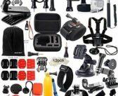 Kit accessoires Gopro : marques, critères de choix et prix