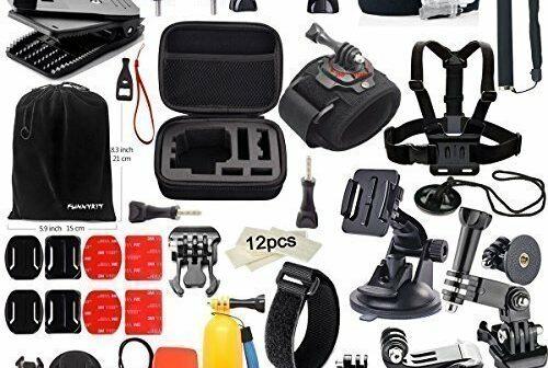 Trousse accessoires Gopro 52 en 1 : marques, critères de choix et prix