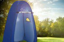 Douche portable de camping