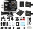 sportoza équipement de sport caméra sport 4k