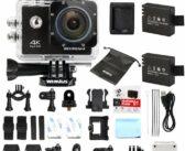 Caméra sport 4k : comment choisir, le guide complet